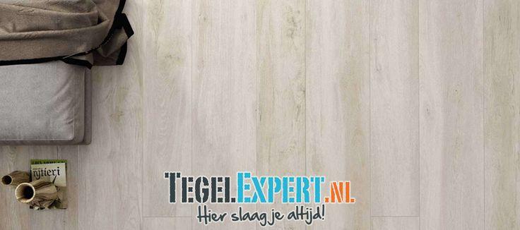 Dit is onze Woodtime Abete Bianco, één van de 5 schitterende kleuren in deze bijzondere houtlook serie. Met zijn lichte kleur past 'ie perfect in een modern ingericht interieur. Deze tegels hebben een schitterende houtlook waardoor lijkt alsof je over een echte houten vloer loopt. Leuk detail: de Woodtime Abete Bianco kan ook in de …
