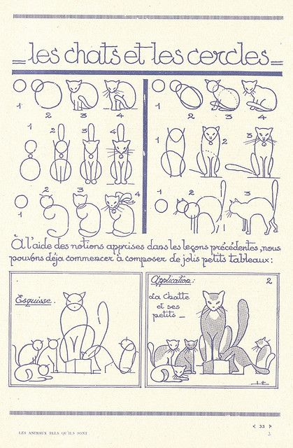 les animaux 15 | Pinterest | Animaux, Cat and Drawings