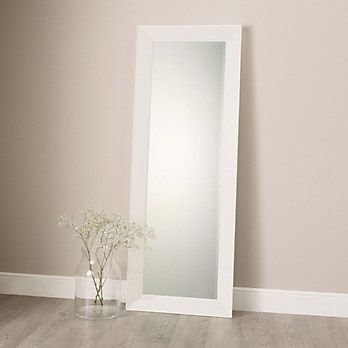 Pin by celebrity vip lounge on home pinterest for White framed long mirror