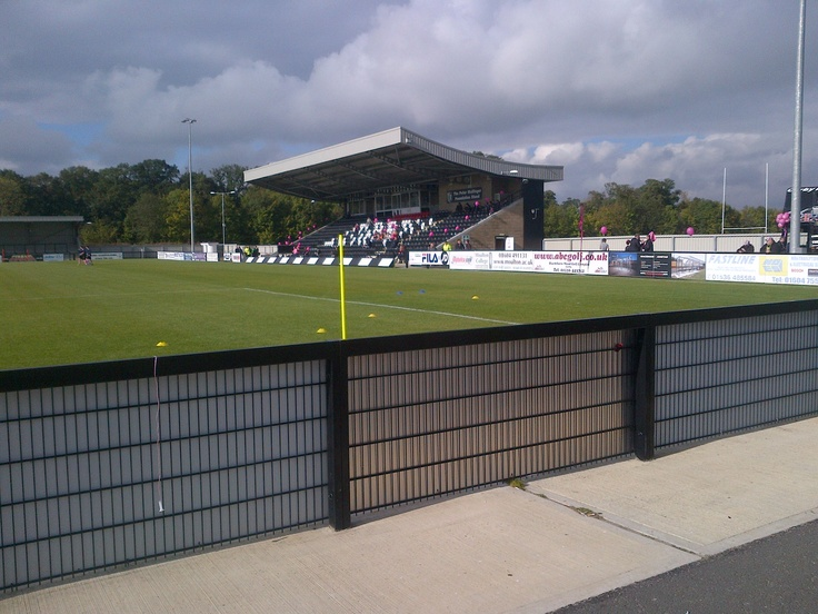 Steel Park - Corby Town