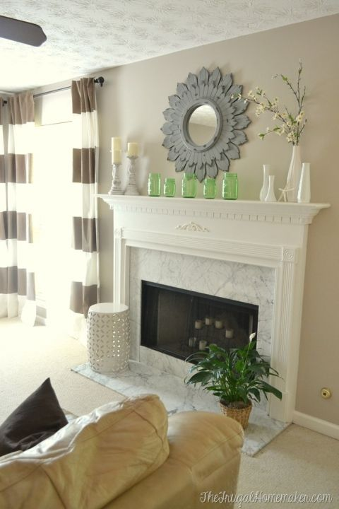 incredible behr paint living room | new paint in living room - Wheat Bread by Behr | Home ...