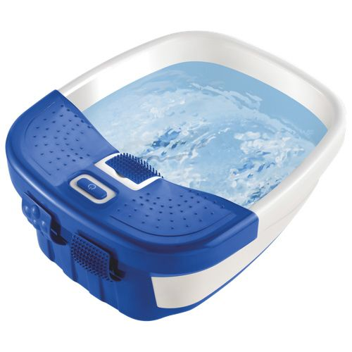 Add a Homedics Bubble Bliss Foot Spa for ONLY $5 when you spend $100 or more on home, furniture, travel, health, beauty & baby products for mom.