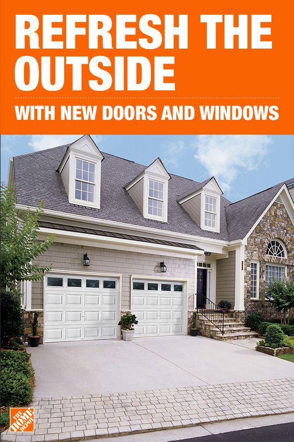 Looking For A Way To Refresh The Outside Of Your Home Take Your Outdoor Space To The Next Level With An Exteri Exterior House Colors House Colors House Styles