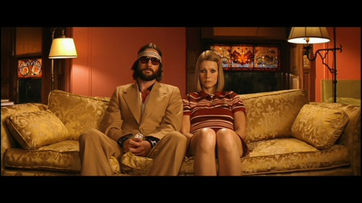 I Tenenbaum (The Royal Tenenbaums) (di Ves Anderson, US2001) #stile #vintage #moda #cinema