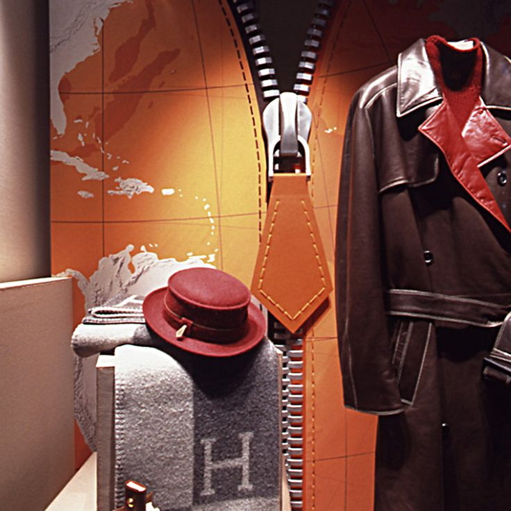 MAISON HERMÈS Window Display | groovisions