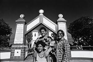 From the series: Ratana Pa -by john miller 1976