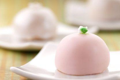 Receita de Fondant Francês para banhar doces pequenos | Creative