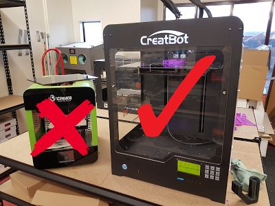 Cheap 3D printers good or bad for the industry?  3design cheap printers not really the good way to go Another cheap 3d printer is set to be released on the market in October retailing for a low price of $249 USD The new Da Vinci Mini is another 3d printer targeting the rapidly growing 3d printer market.