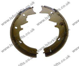 HYSTER F2.5FT L177 BRAKE SHOE LH 1565313   Price £30.00 + VAT
