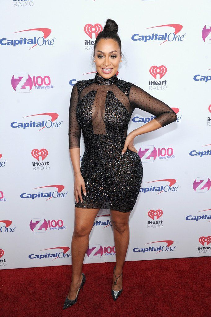 La La Anthony in Thai Nguyen #lalaanthony #thainguyen #fashion #style #jingleball #redcarpet #noiravenue #fashionblogger #styleblogger #stylish #women of color
