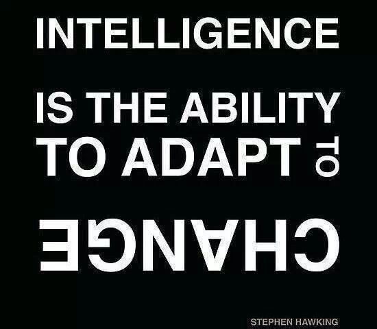 How do you define #Intelligence?