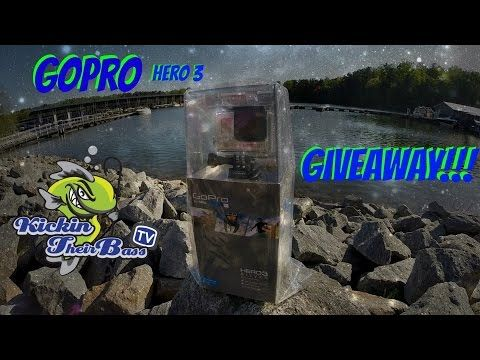 Gopro hero 3 silver giveaway new 2015 free gopro for Free fishing tackle giveaway