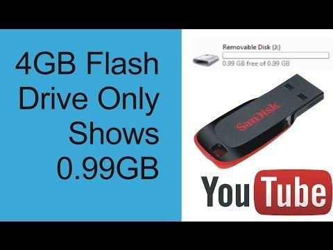 Mengembalikan Kapasitas Fd Toshiba 4,8,12Mb Ke 4,8,16Gb (Restore Toshiba flash capacity 4Mb be 8Gb) - YouTube