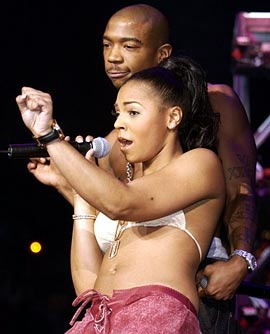 Ja-Rule and Ashanti <3