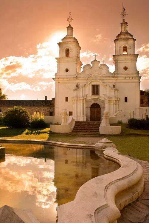 Estancia jesuita Santa Catalina