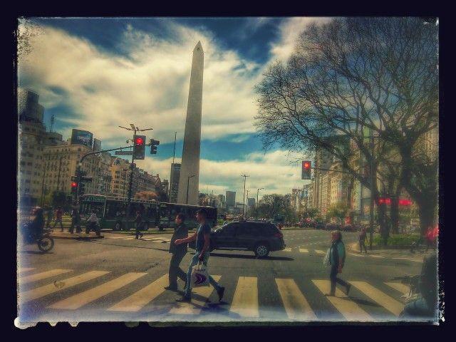 Buenos aires, argentina es de Dios'