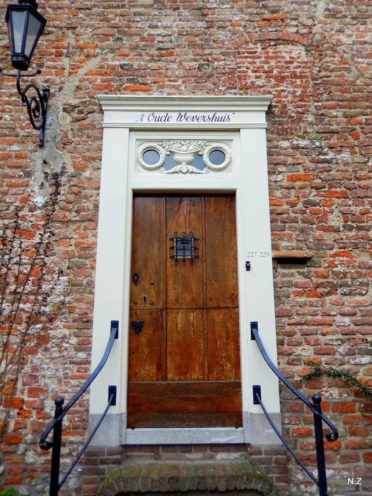 Oude wevershuis, Amersfoort, Netherlands