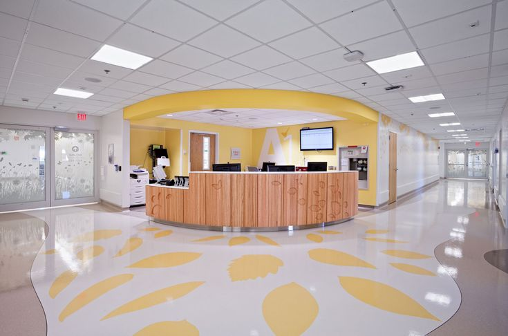 Columbus ohio clinical interiors nationwide children s - Interior design columbus ohio ...