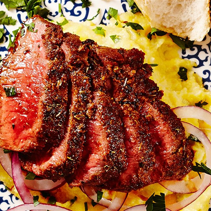 Try this Brazilian Spiced Lamb Fillets recipe.