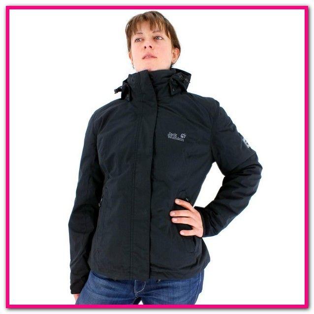 Jack Wolfskin Iceland Damen 3in1 Jacke Rain Jacket Fashion Jackets