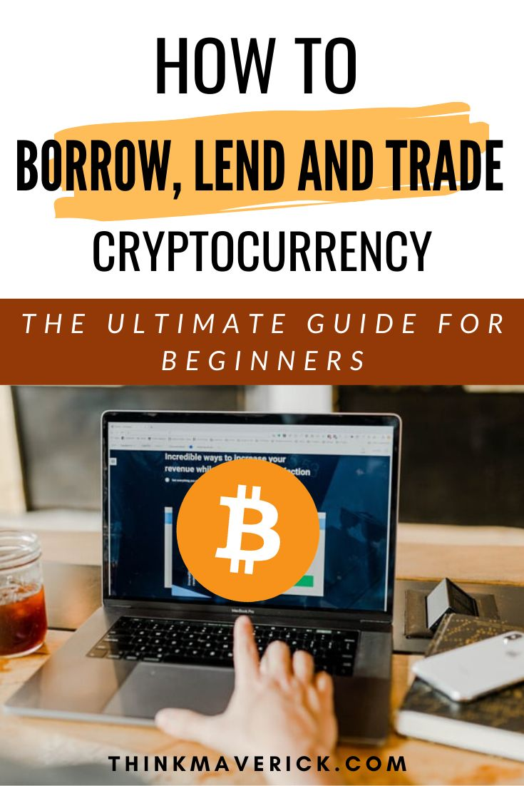 How to Earn Interest, Borrow Money and Trade Crypto with