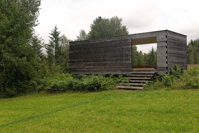 Pavilion Moorraum Krumbach by frank formsache, via Flickr