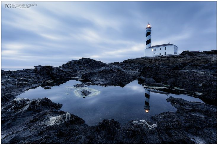 Favaritx Lighthouse by Padraic Giardina on 500px