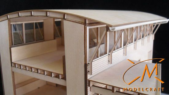 1:50 Clare House. Architectural Study Model by Modelcraft (NSW) Pty Ltd