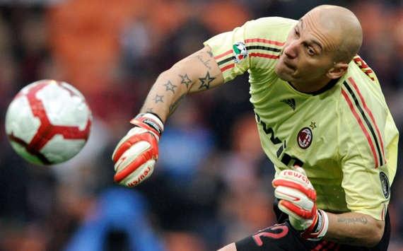 Christian Abbiati - AC Milan (Getty Images)