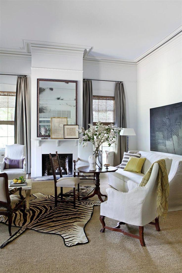 1000  images about sebraskinn og inspirerende svart hvitt interiør ...