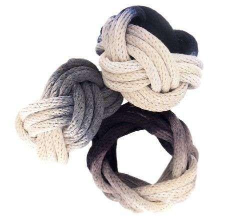 Braccialetti di corda - Braccialetti di corda sfumati