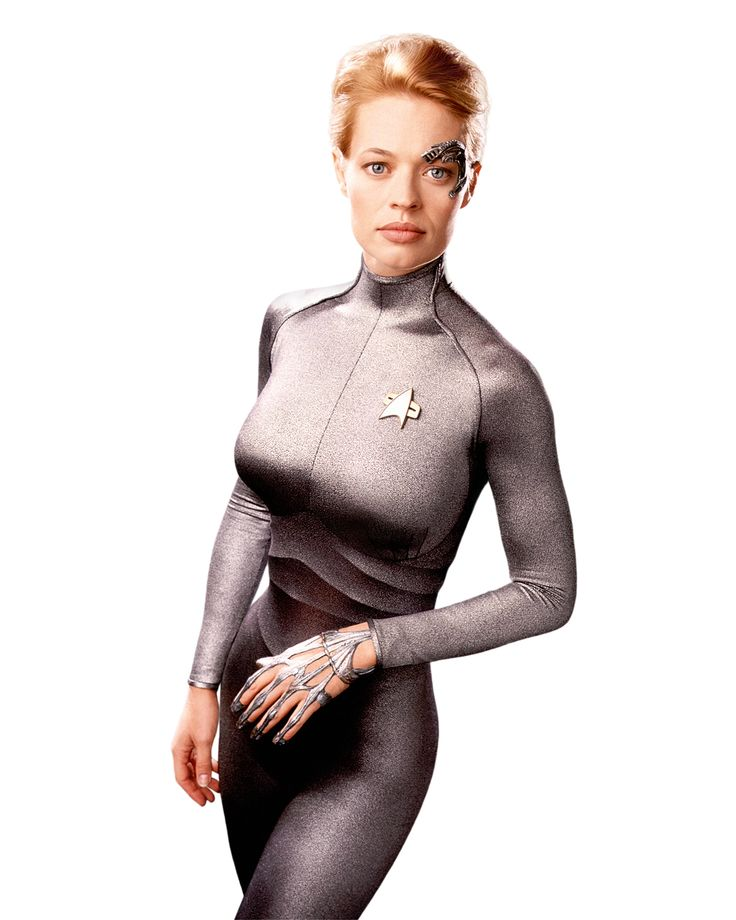 Seven of Nine - Jeri Ryan