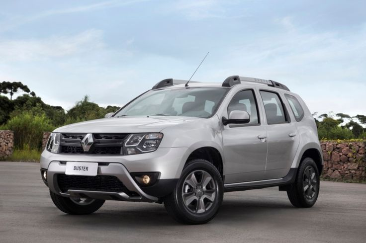 Renault Duster : 2016