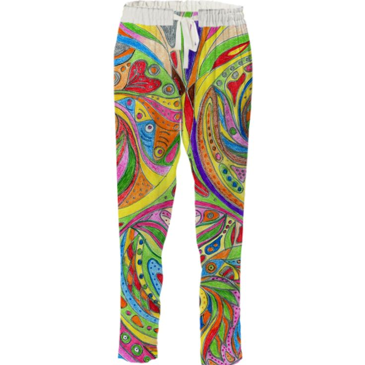 Dancing Mandala Pant from Print All Over Me