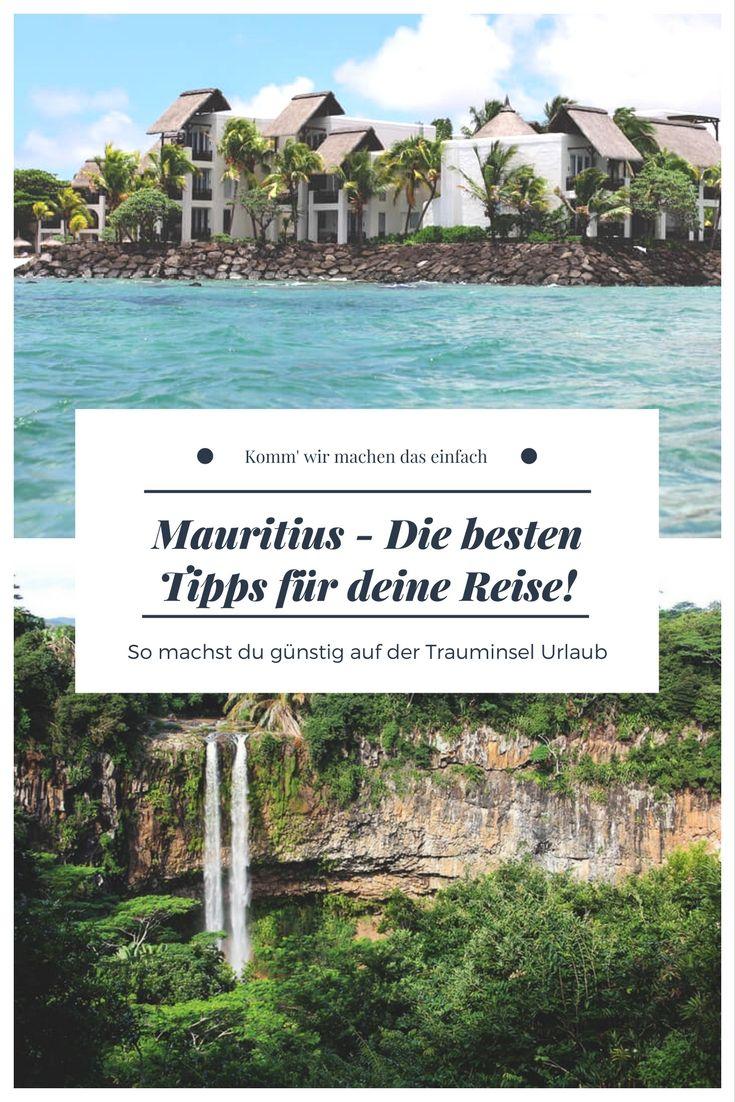 Ein Urlaub auf Mauritius muss nicht teuer sein! Wir verraten dir die besten Tipps, wie du einen günstigen und wundervollen Urlaub auf der Trauminsel machst! #mauritius #urlaub #tipps