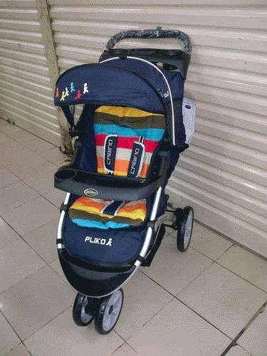 Kereta Bayi Pliko - Kereta Bayi/stroler baby PLIKO BS688AL CABINO Baru ada 3 warna | Pusatnya Kereta Bayi Terbesar dan Terlengkap Se indonesia