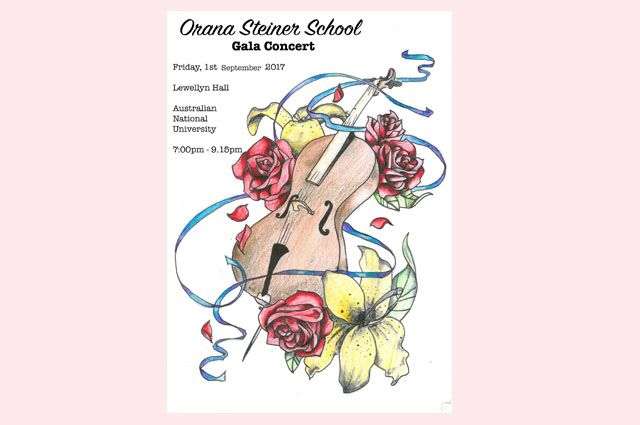 We are enjoying more and more music around the school as the Gala Concert draws closer.