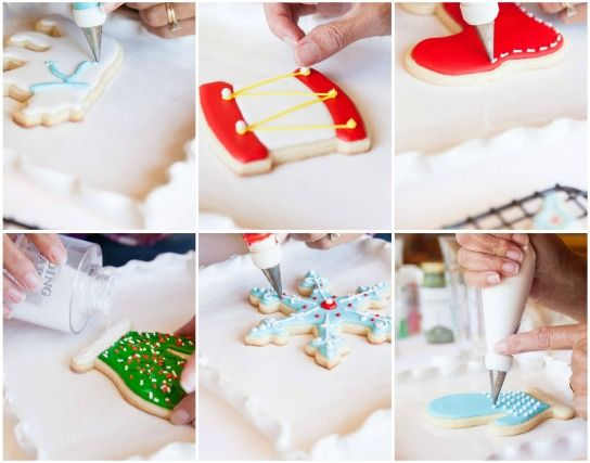 Christmas sugar cookies how to