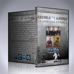 Fantástico curso GRATIS de la Apertura Española de Escuela de Ajedrez   Descarga lo en https://ichess.es/?affiliates=emgrrd: