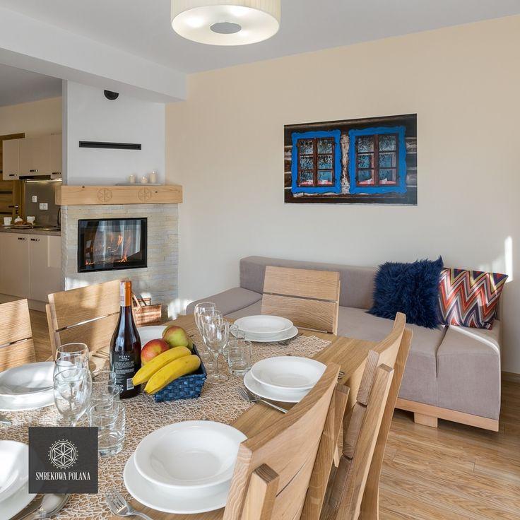 Apartament Zimowy - zapraszamy!  #poland #polska #malopolska #zakopane #resort #apartamenty #apartamentos #noclegi #livingroom #salon