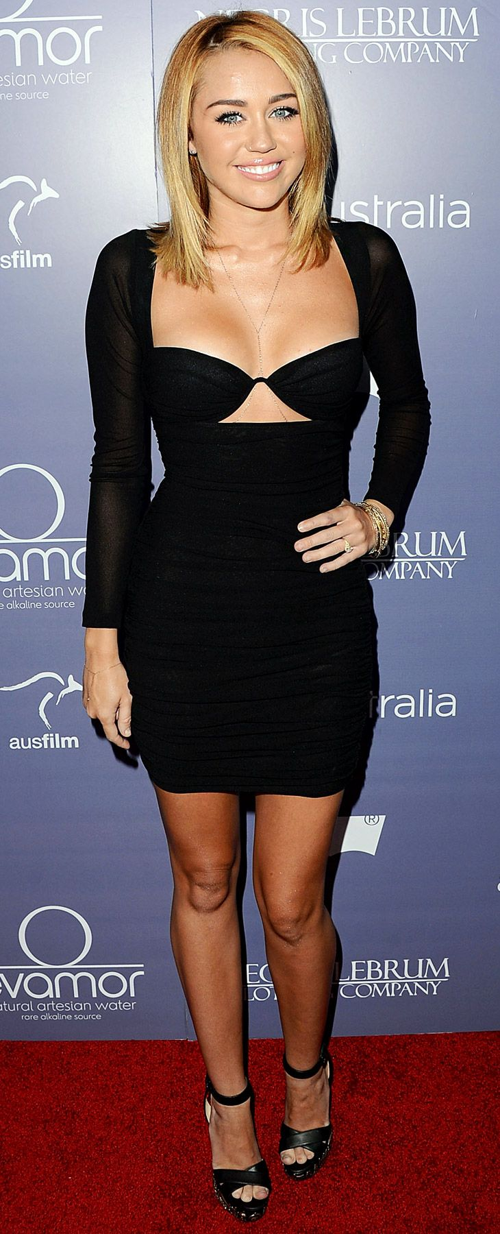 Miley Cyrus: Australians In Film Awards