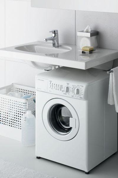 lavelinge compact ewc1350 posable blanc dimensions  h