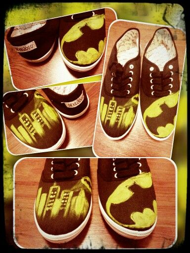 Batman Devergo shoes