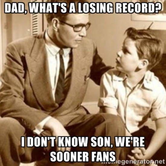 7 OU football memes Sooner fans love to share | News OK