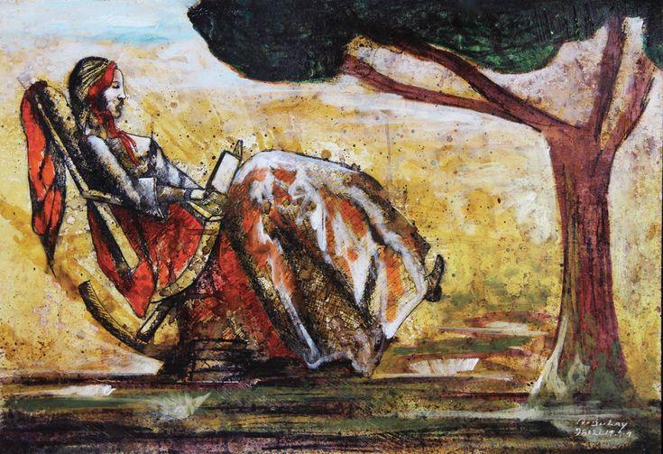 Madame Bovary y los libros  - Angelo Dulay