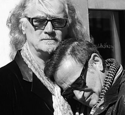 Billy Connolly & Robin Williams