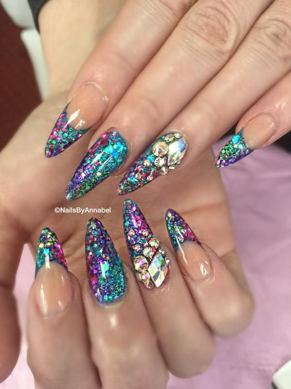 Best 25 foil nails ideas on pinterest foil nail designs foil nails by annabel m on foil nail artfoil prinsesfo Images