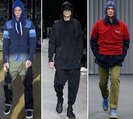 La moda masculina Otoño / Invierno 2017 sobre la pasarela | Blocdemoda.com