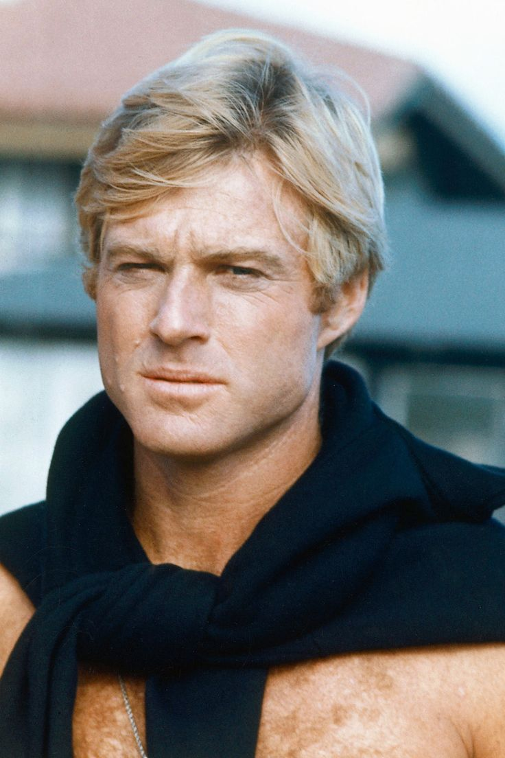 Robert Redford in The Way We Were were directed Sydney Pollack, 1973