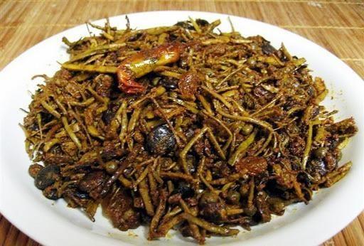 Ker Sangri - A popular Rajasthani dish